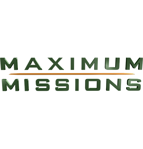 Maximum Missions Logo