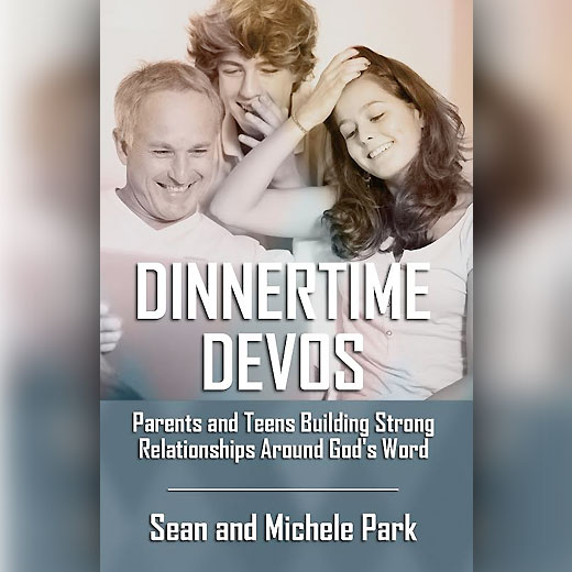 Dinnertime Devos Book Cover