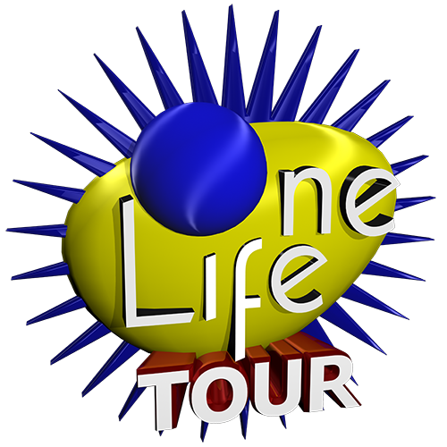 One Life Tour Logo